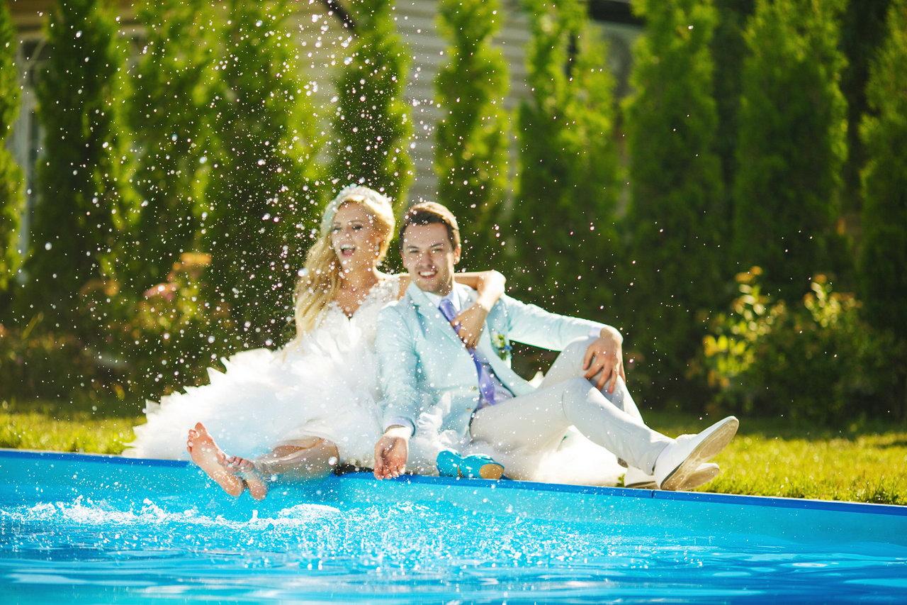 Mi sposo sistemo casa e voglio una piscina - Voglio costruire una casa ...