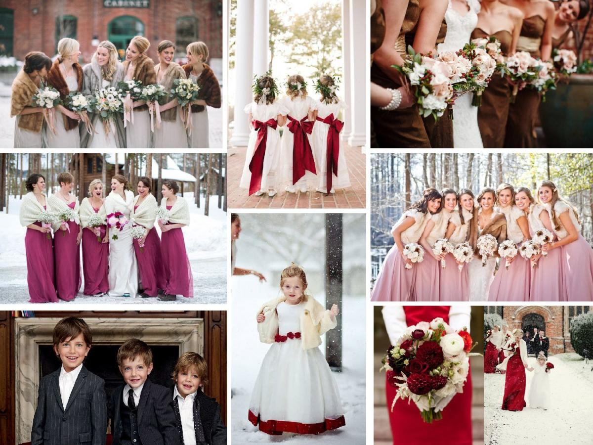 Matrimonio Tema Oro E Rosa : Matrimonio a natale
