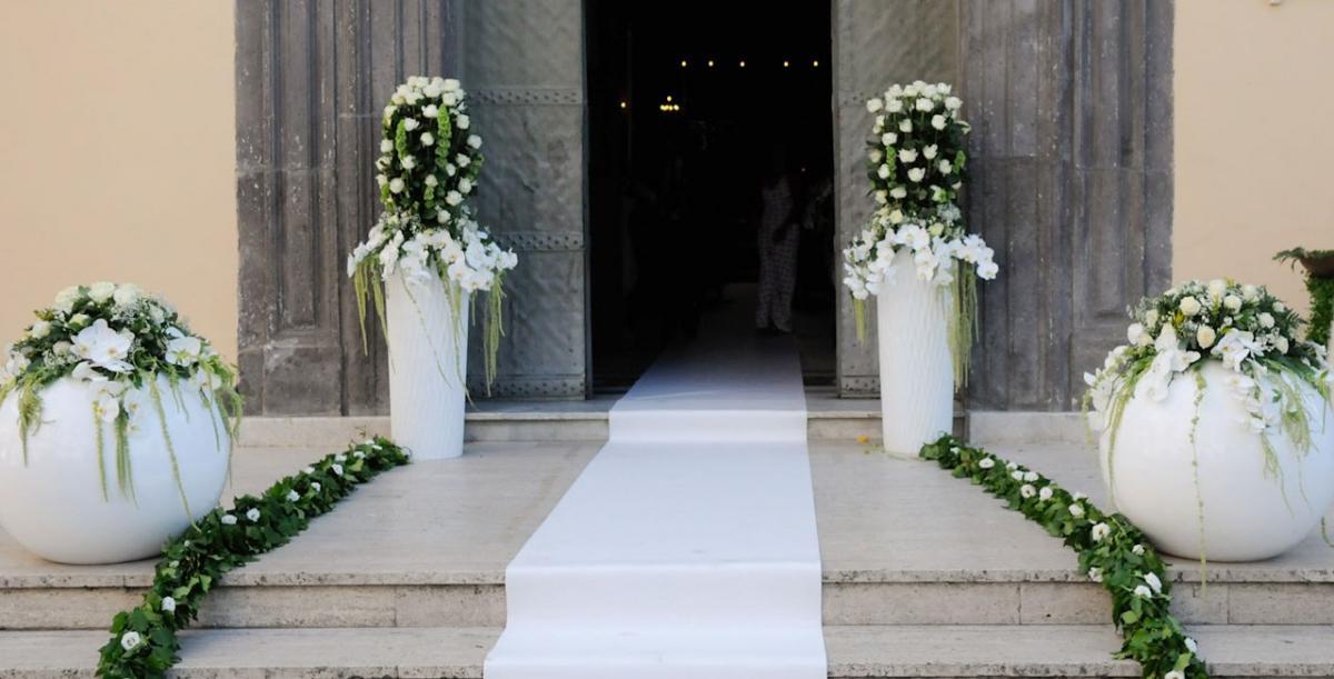 Addobbi Floreali Matrimonio Azzurro : Addobbare chiesa per matrimonio risparmiando lx