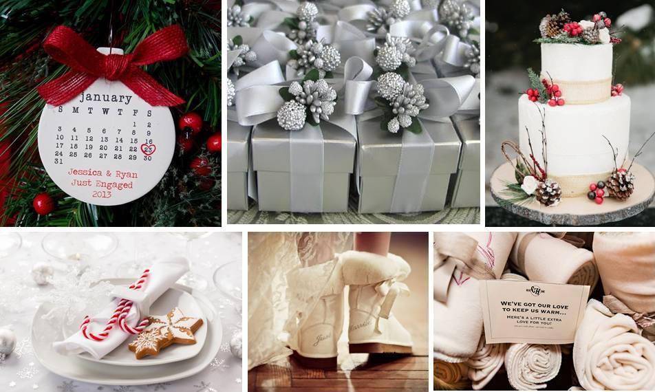 Matrimonio Natale Addobbi : Matrimonio a natale idee creative per allestimenti fai da te