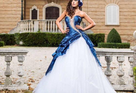 abiti da sposa fermo