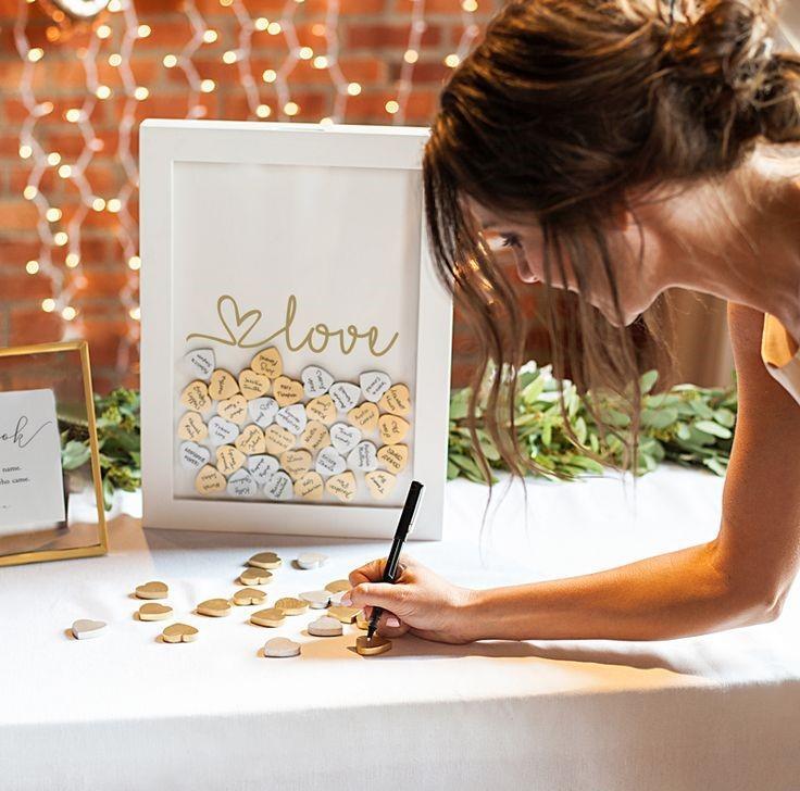 Auguri Originali Per Matrimonio : Guest book idee per avere un ricordo originale da appendere in