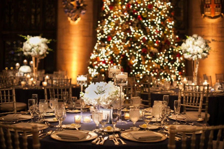 Bomboniere Matrimonio Periodo Natalizio : Un matrimonio marchigiano sotto l albero i elementi che lo