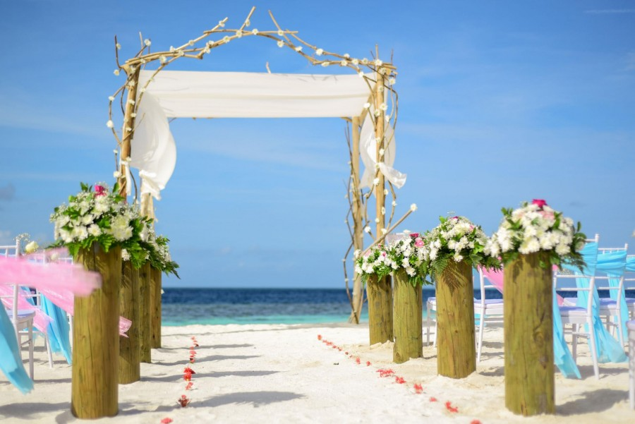 matrimonio in spiaggia marche