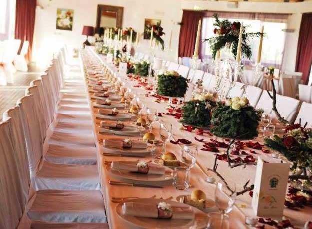 Matrimonio Natalizio Addobbi : Matrimonio a natale